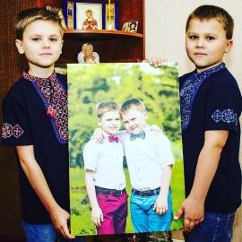 фотографии портреты детей