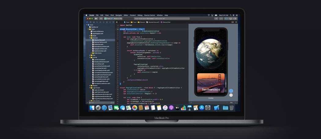 MacBook Pro купить