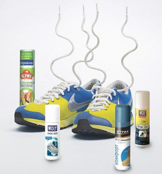 Убрать запах из обуви: специальные и народные средства, обработка ...