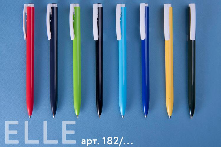 пластиковые ручки elle
