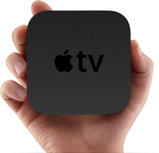 Мультимедийный плеер Apple TV: Обзор Apple TV 2012 года MD199