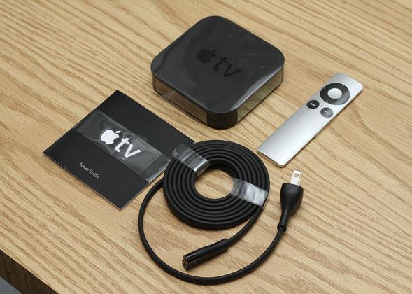 Комплектация Apple TV: Обзор Apple TV 2012 года MD199 - Изображение3