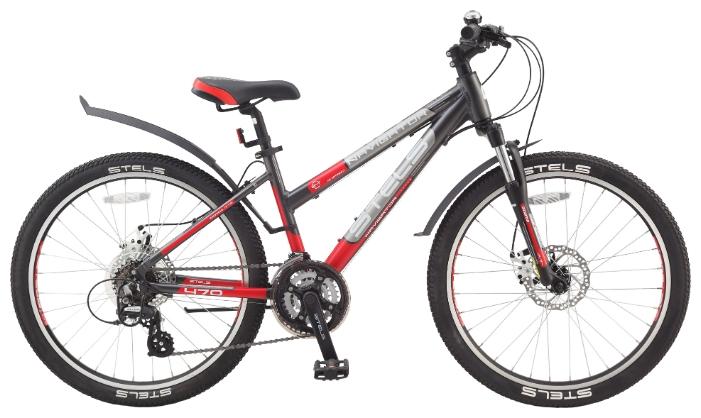Велосипед Стелс Навигатор 470 Диск рама 14