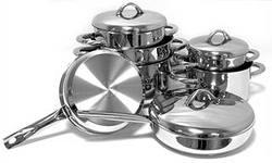 посуда нержавейка