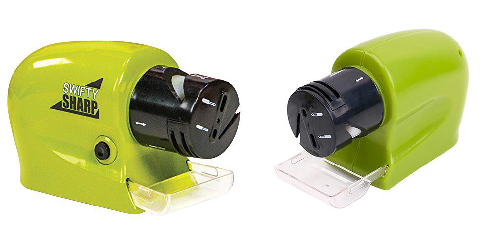 Универсальная ножеточка электрическая Swifty Sharp