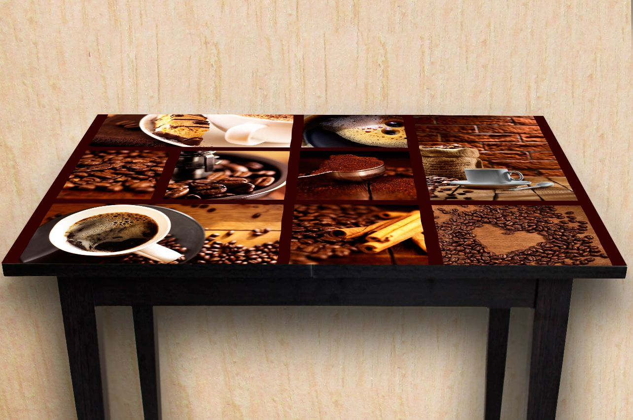 Stickers a Table - Coffee 3 | Buy Table Decals in x-decor.com