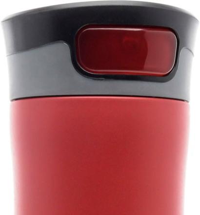 Термостакан для напитков el Gusto коллекция Stark 470 мл - крышка с кнопкой