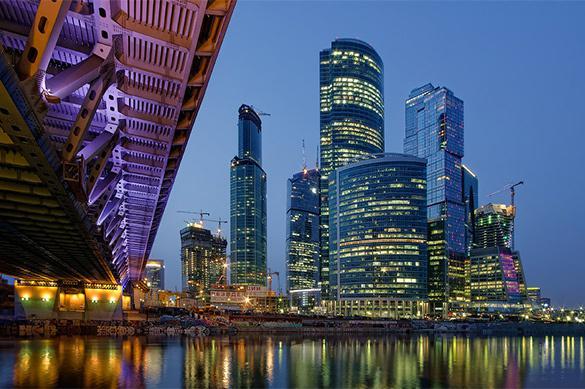 Наиболее популярная среди клиентов жилья вышка в«Москва-Сити»— «Город столиц»