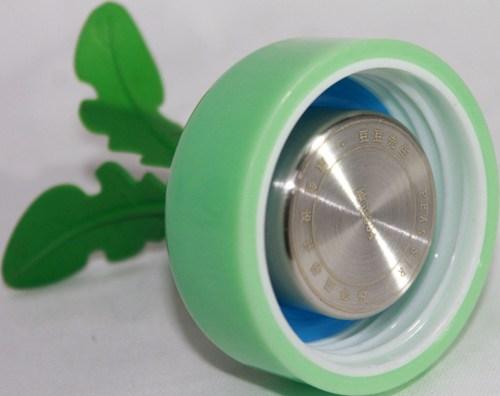 Детский термос Морковка 320 мл - глухая пробка с теплоизолятором