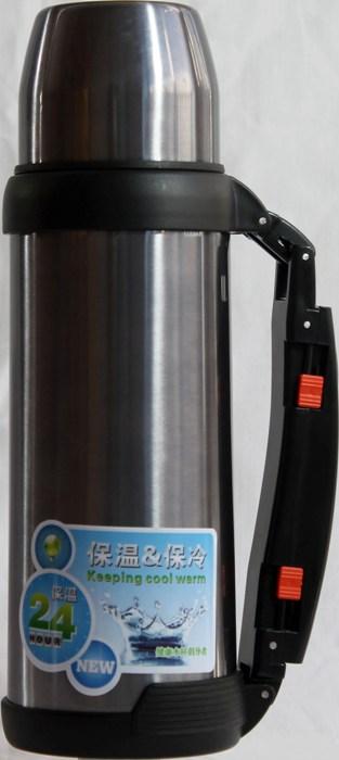 Термос для напитков Metal 1 литр - удобная форма