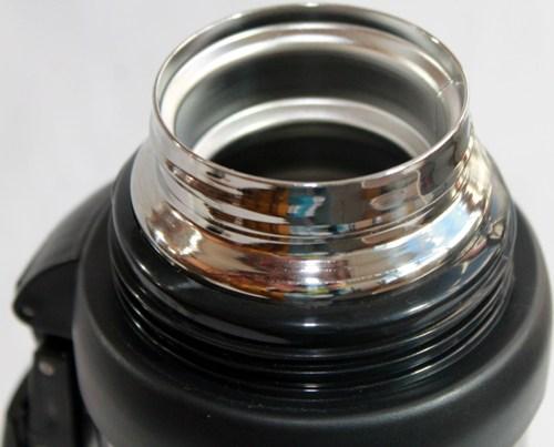 Термос для напитков Metal 1 литр - стальное горло