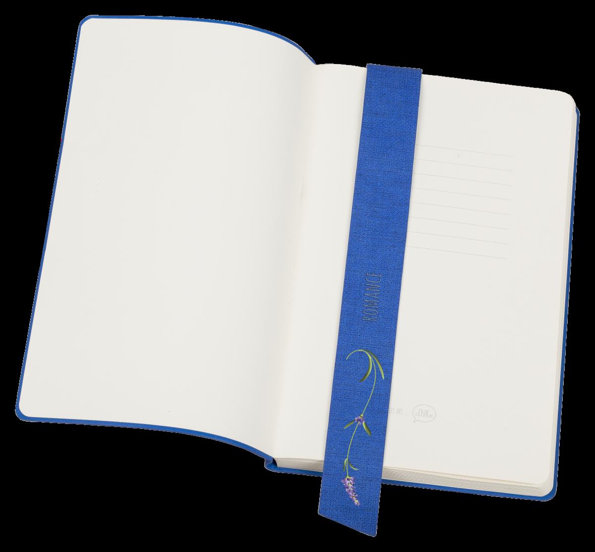 синие бизнес блокноты Provence