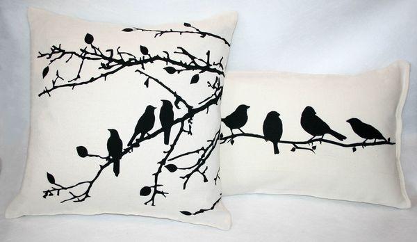 декоративные подушки с принтом оптом