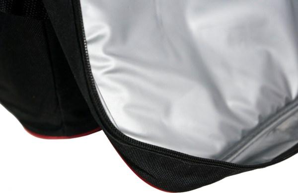 Изотермическая термосумка Sanne Bag 18 литров - материалы