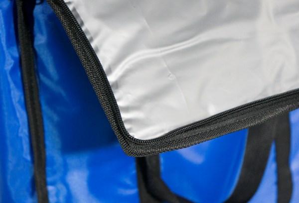 Изотермическая термосумка Sanne Bag 34 литра Hard - материалы