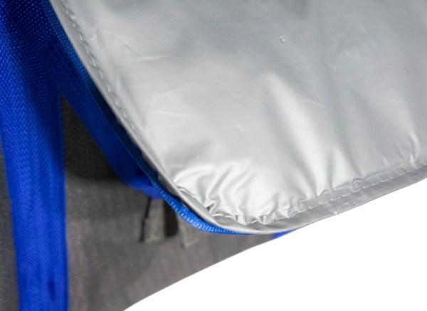 Изотермическая термосумка Be Cool 18 литров - материалы