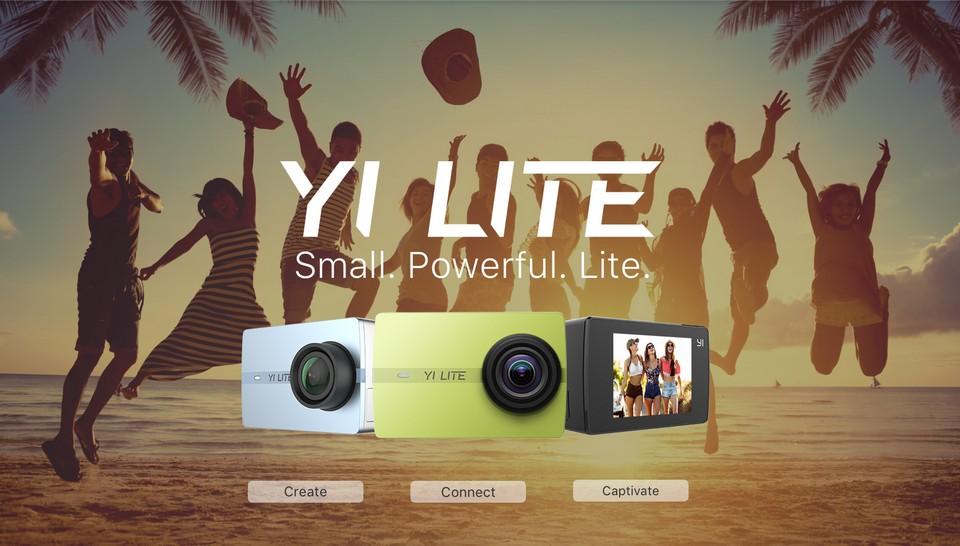 camera YI LITE