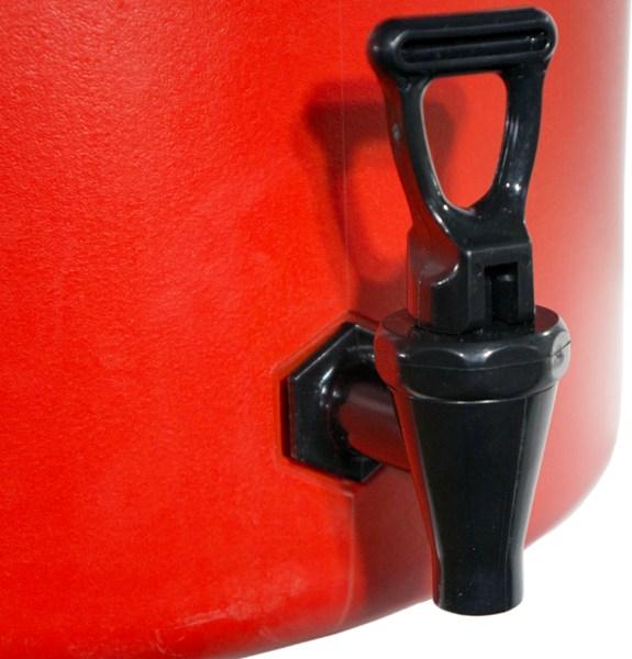 Изотермический термо-бочонок Maidisi 30 литров для напитков - краник для наливания