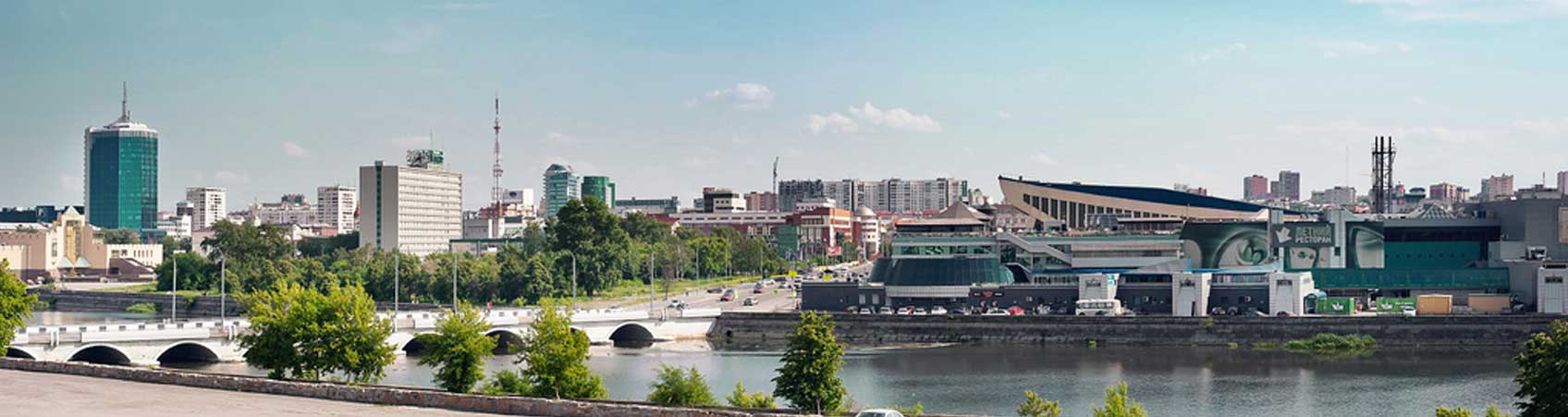 Челябинск - Панорама