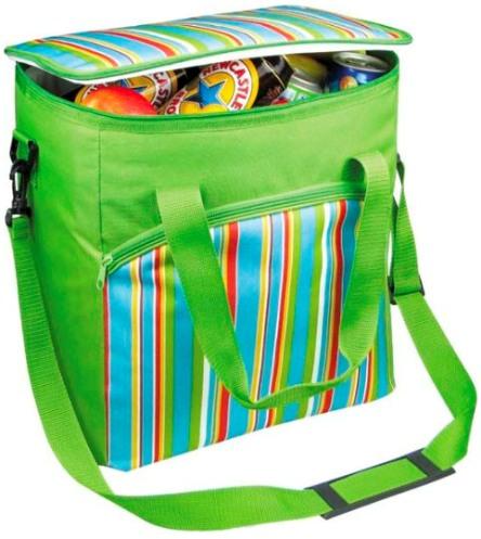 Сумка-холодильник Green Glade для еды - боковые ремешки