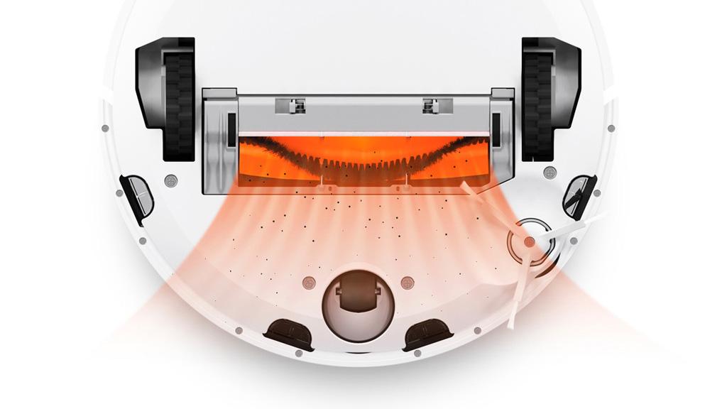 Основная щетка для робота-пылесоса Xiaomi Mi Robot Vacuum Cleaner