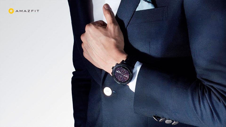 Amazfit Sport Smartwatch 2 деловой костюм