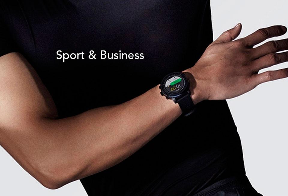 Amazfit Sport Smartwatch 2 спортивный стиль