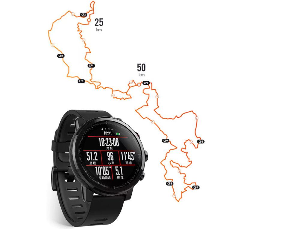 Amazfit Sport Smartwatch 2 автономная работа до 5 дней