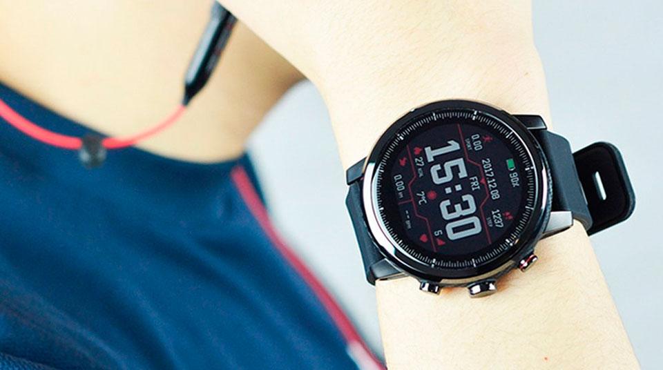 Amazfit Sport Smartwatch 2 классные часы