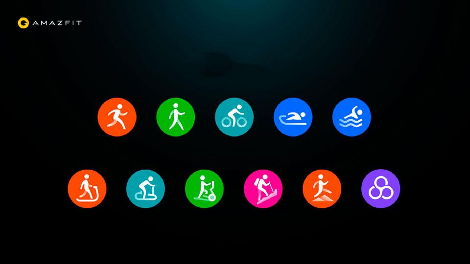 Amazfit Sport Smartwatch 2 11 спортивных режимов