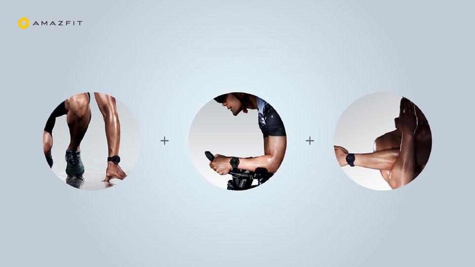 Amazfit Sport Smartwatch 2 спортивные