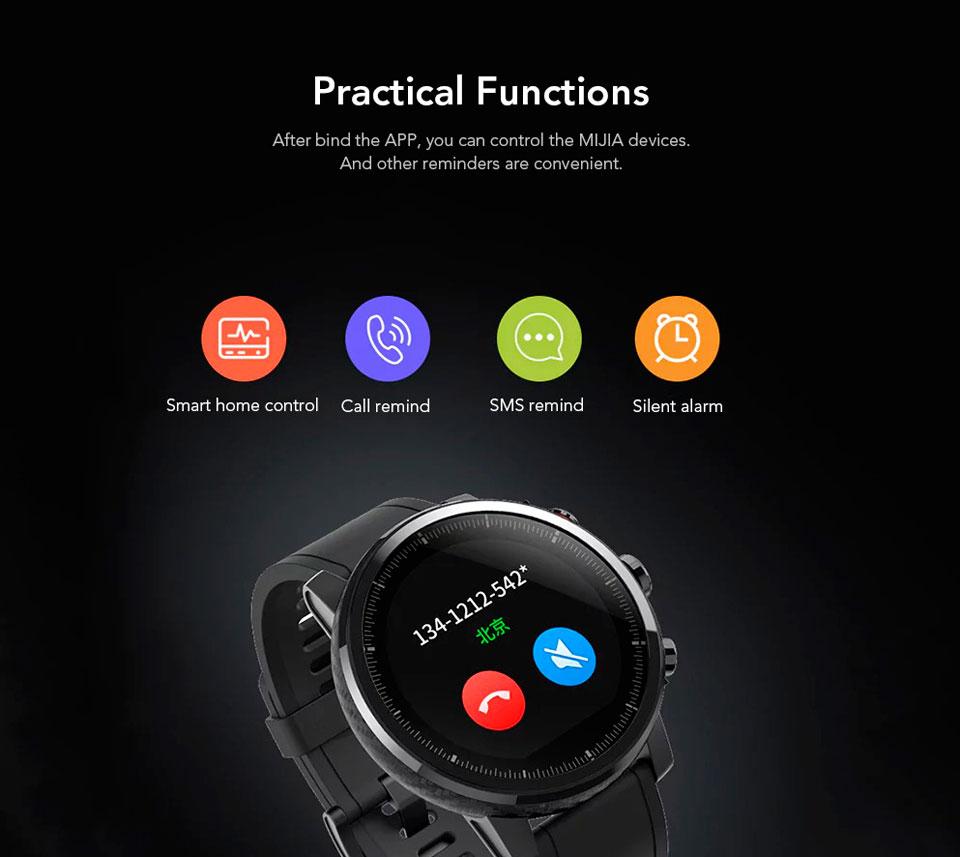 Amazfit Sport Smartwatch 2 интересный гаджет