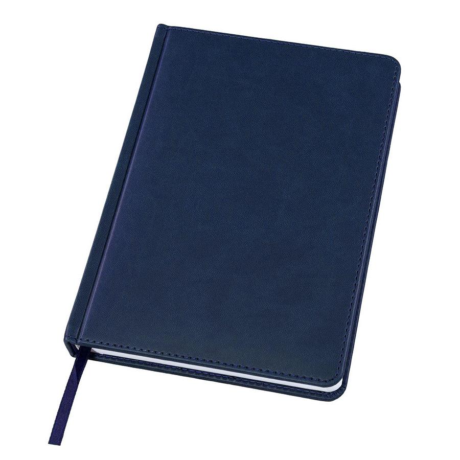 Ежедневник датированный Bliss, А5 темно синий