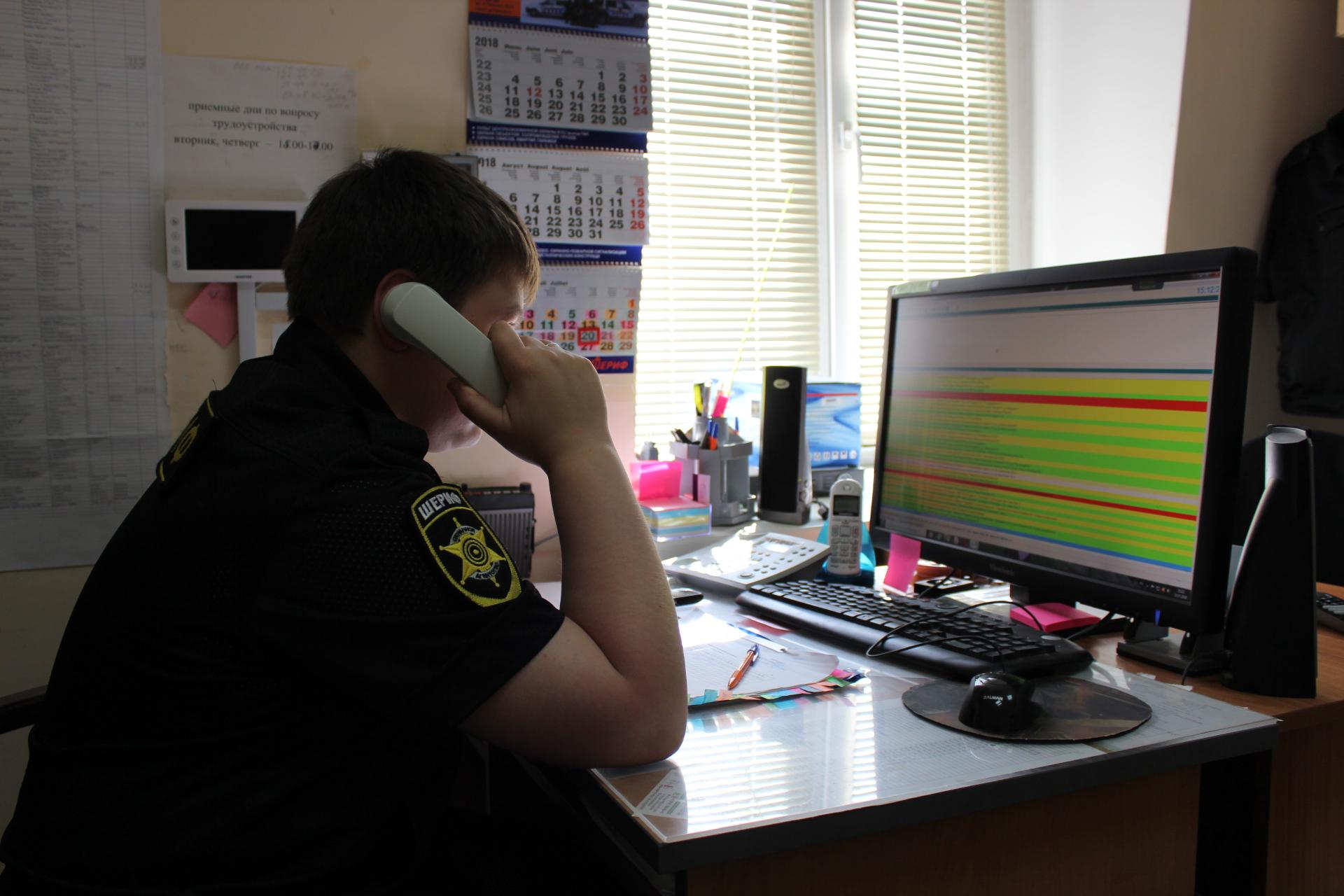 Пультовая охрана т Шериф в Якутске