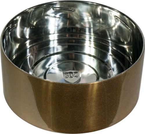 Термос Steel Food M 2,2 литра с тремя ёмкостями для еды - крышка-миска
