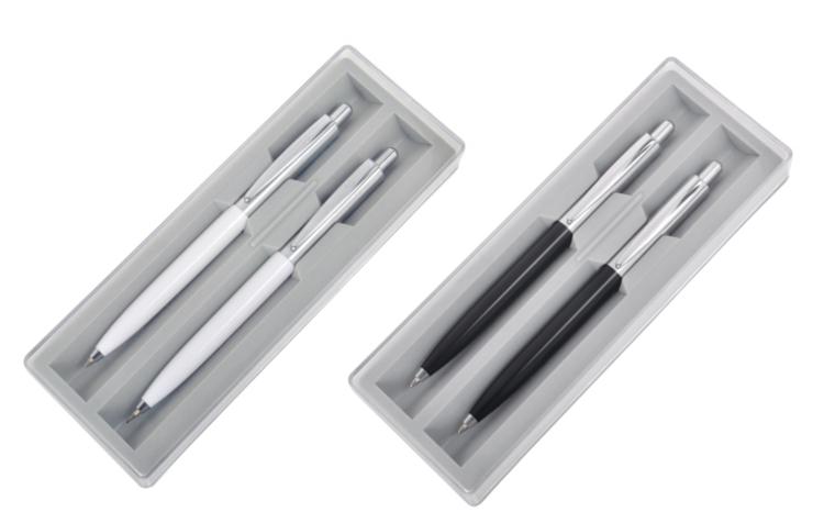 Набор Business Set шариковая ручка и механический карандаш в футляре