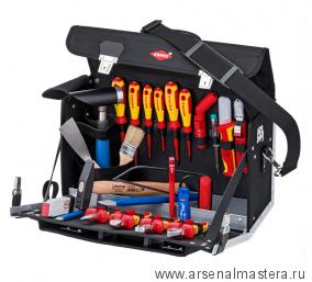 Набор инструментов в чемодане Electrical 23 инструмента KNIPEX KN-002102EL