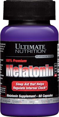 Мелатонин Melatonin от Ultimate Nutrition