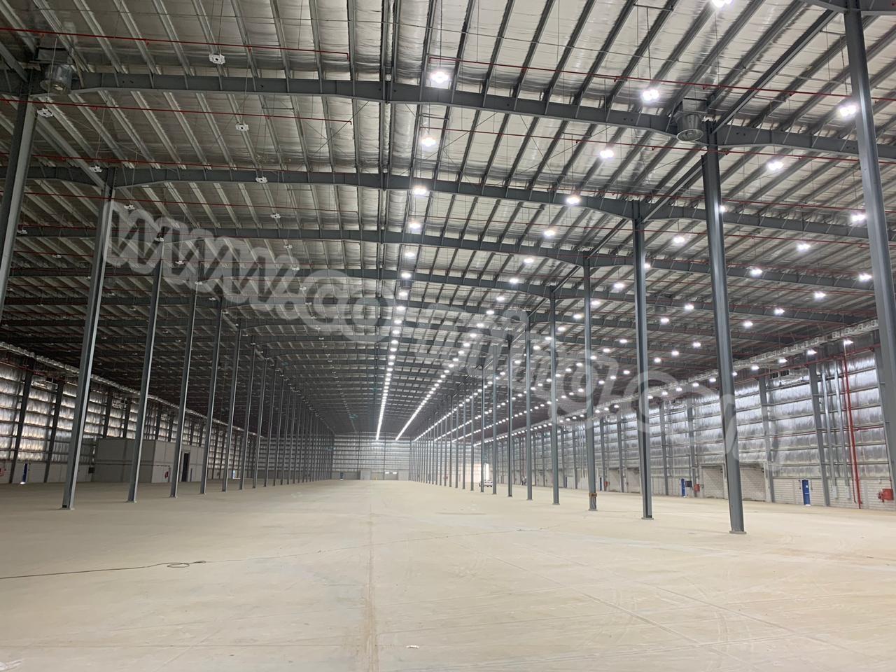 led освещение для склада