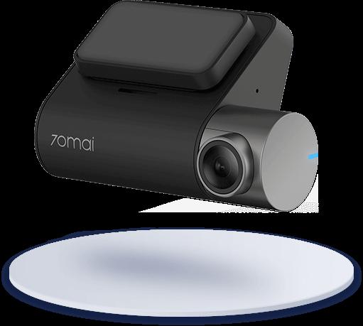 Видеорегистратор 70mai Dash Cam Pro крупным планом