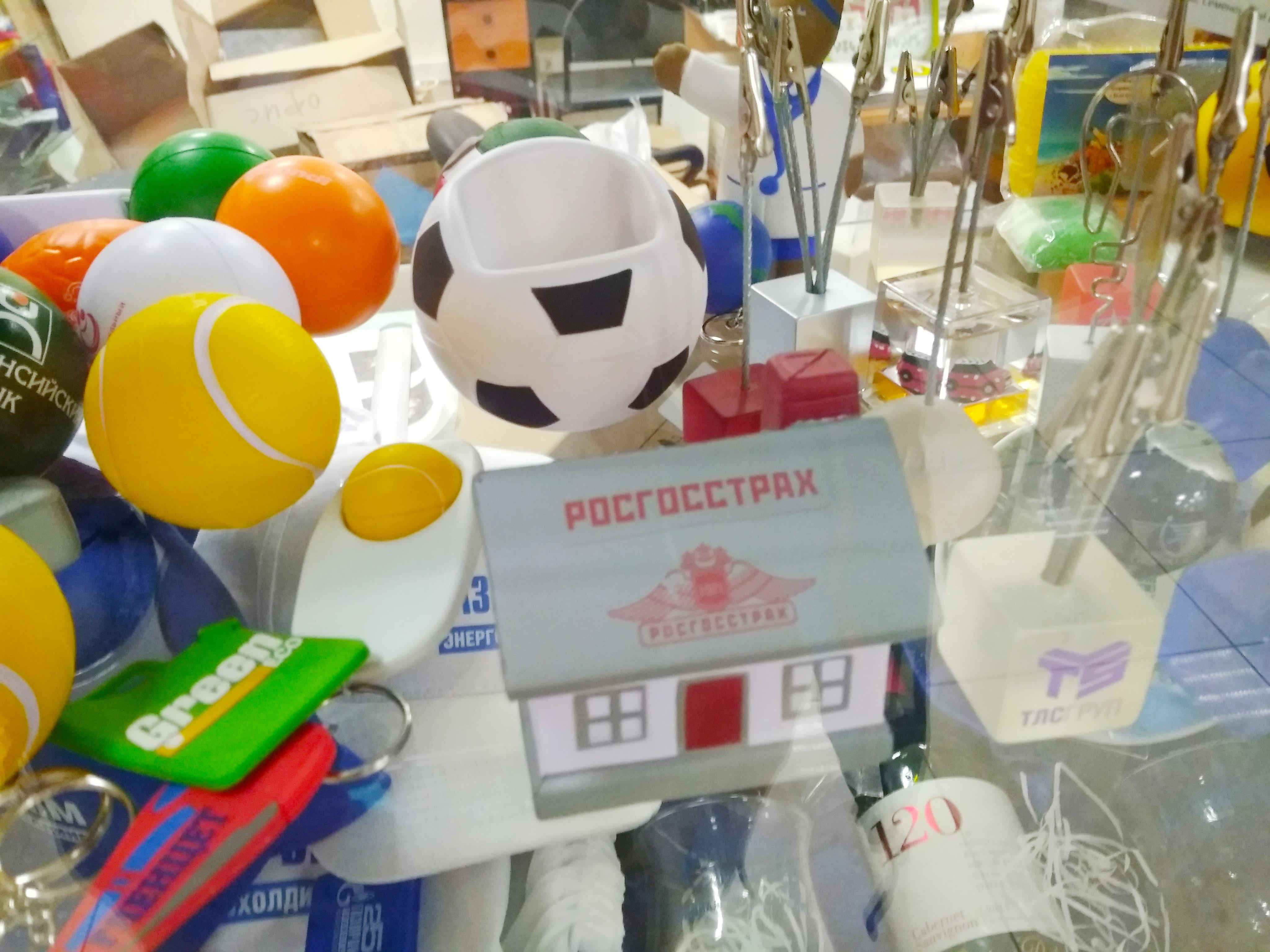 Сувенирная продукция в Ярославле