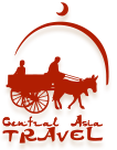 Central Asia Travel company logo