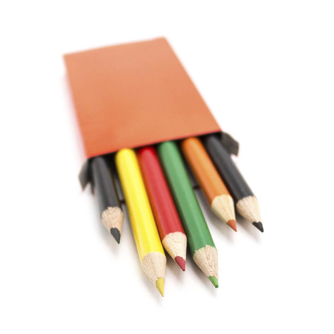 наборы карандашей с логотипом
