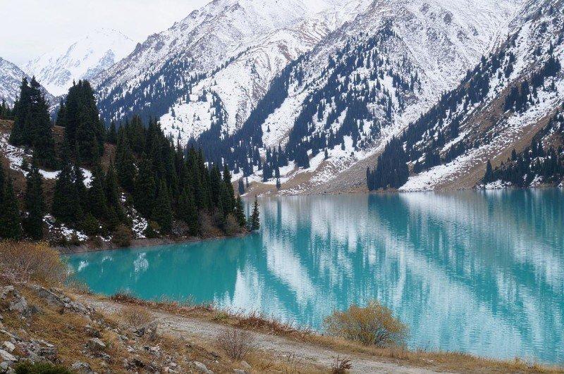 Большое Алматинское Озеро БАО Турфирма Discovery Life