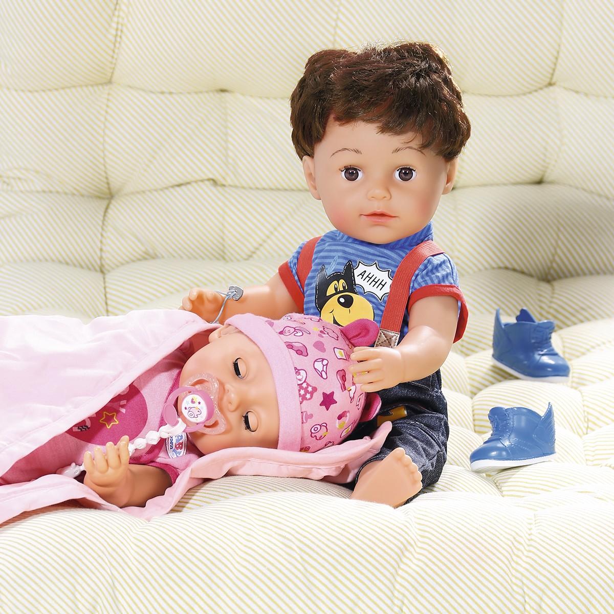 Кукла Baby Born 825365 Старший братик