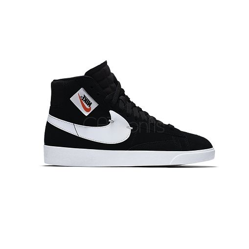 Nike Blazer Mid Rebel Black-White
