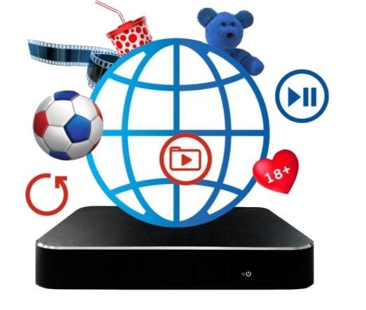 Онлайн Триколор ТВ