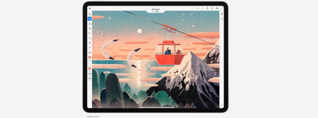 iPad Pro 2020 для креатива