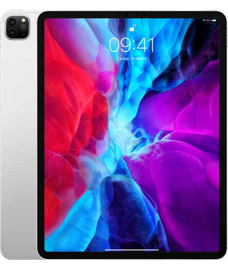 iPad Pro 2020 12.9 Cellular купить недорого
