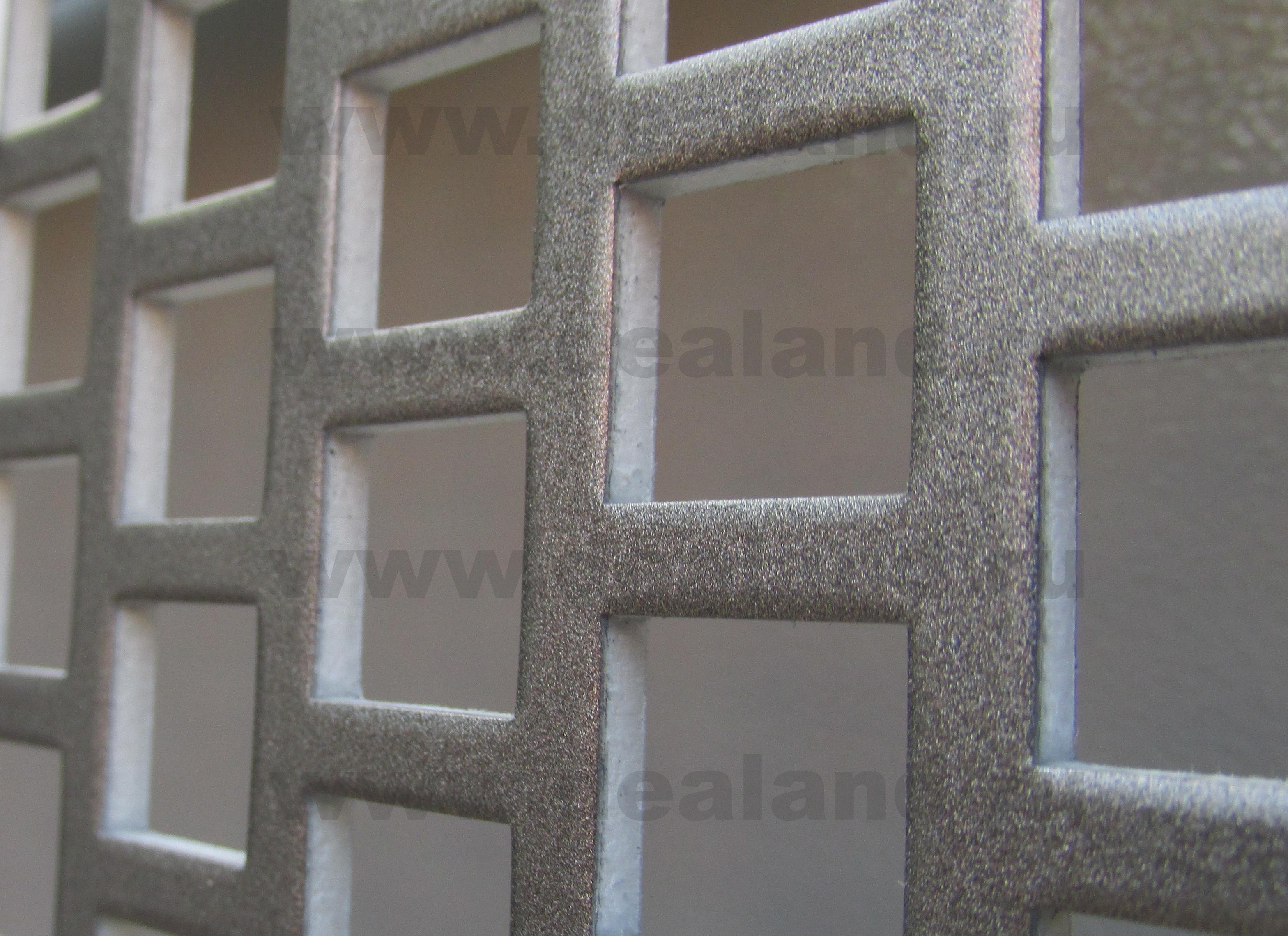 Перфорированные панели для фасада